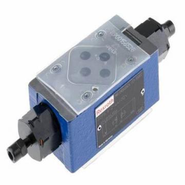 Rexroth M-3SED....../V THROTTLE VALVE